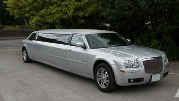 Wedding Limousine Hire Nottingham