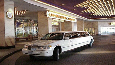Limo hire for theatre